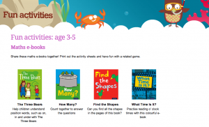 iLearn Technology Oxford Owl Math ebooks