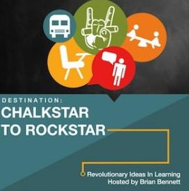 Chalkstar to rockstar Anastasis Academy Podcast