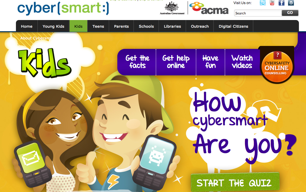 6 Days and 78 Resources for Digital Literacy Internet Safety