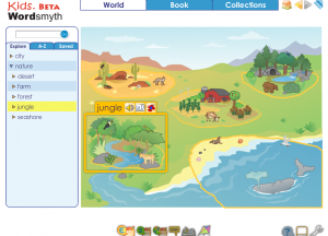 iLearn Technology: Wordsmyth- illustrated e-dictionary
