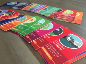 Learning Genome Card Set