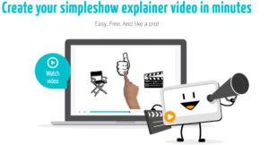 Create explainer videos free with My Simple Show!