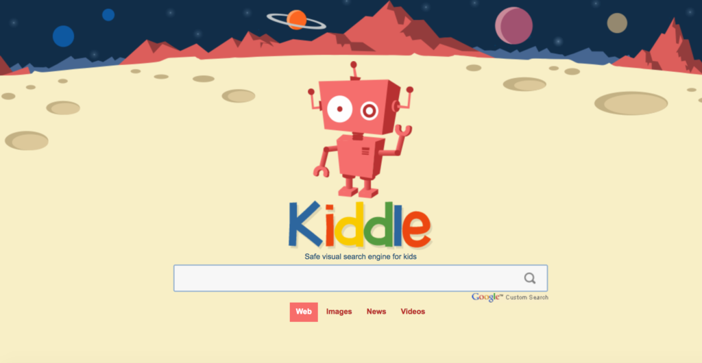 Kiddle- Safe visual search engine for kids
