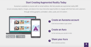 Empower students to create their own augmented reality experiences